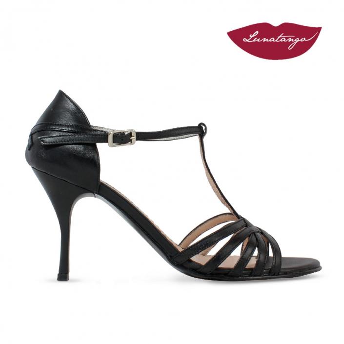 Sirume » Cuero Negro - 7,5cm