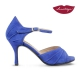 Plies » Gamuza Azul - 7,5cm