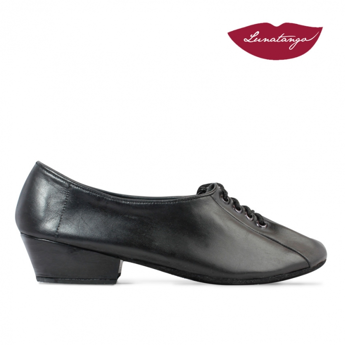 Chatitas Practice »Leather Black Sole Chrome - 3cm
