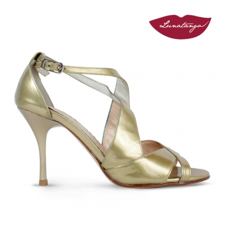 DobleD » Charol Oro – 7,5cm