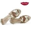 DobleD » Cuero Metalizado Oro – 7,5cm